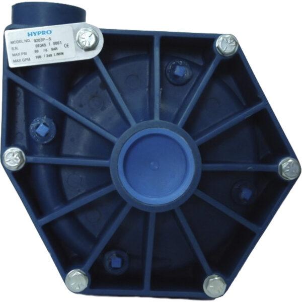 bomba centrífuga polipropileno pedestal hypro 9203P-S