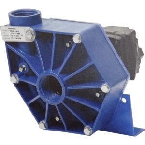 bomba de polipropileno con motor hidráulico hypro