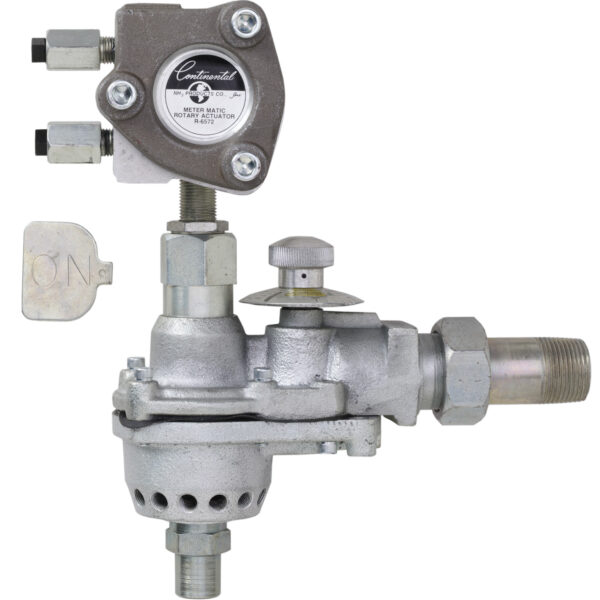 C2500-6572 Distribuidor de amoniaco meter matics hidráulico continental